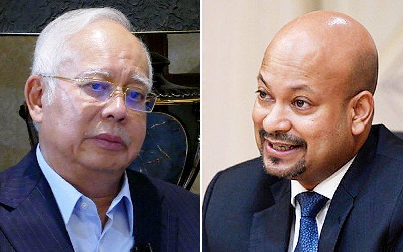 Have common 1MDB audit report meeting transcript, orders judge