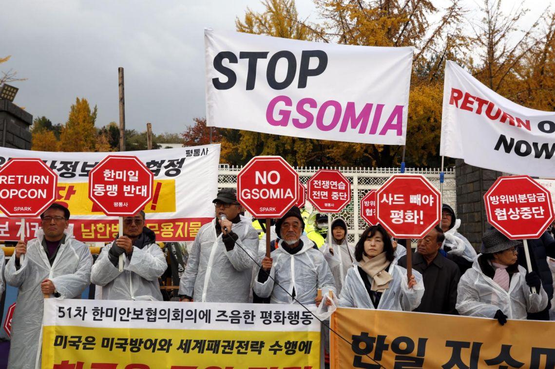 GSOMIA conflict a risky bet: Korea Herald