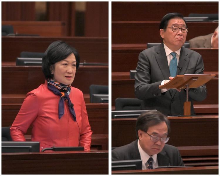 【修例风波】社会笼罩暴力 议员冀加强措施保障区选安全