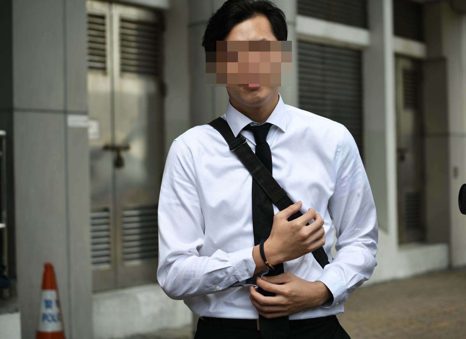 【626围警总】装修工涉袭警被控暴动等罪无上庭 官下拘捕令通缉