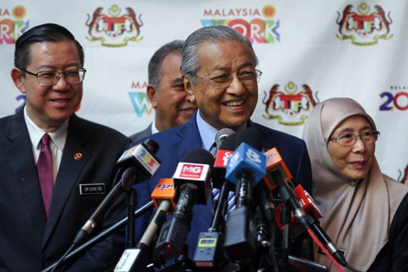似乎不屑服务人民 马哈迪批评议员缺席国会