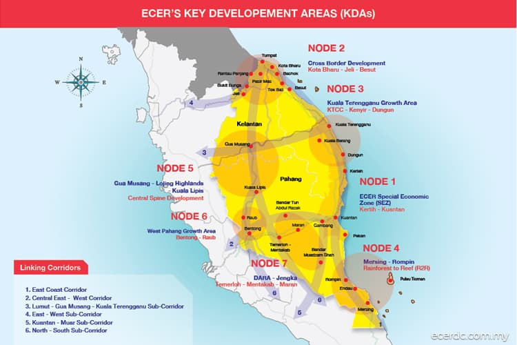 ECER secures RM7b committed investments this year