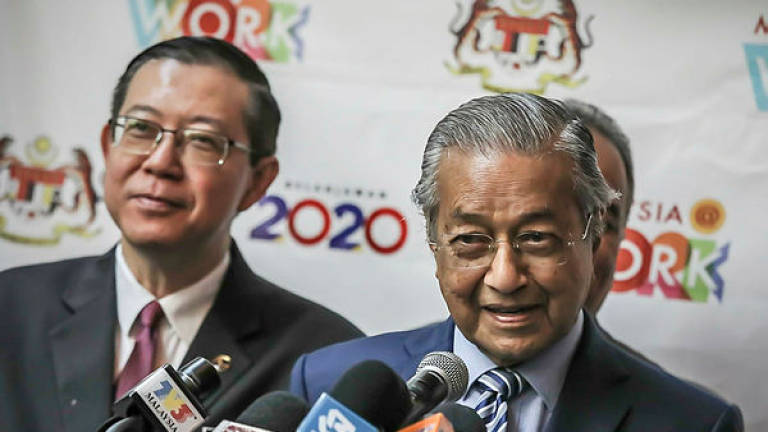 Economically frustrated youths can bring unrest, Mahathir warns