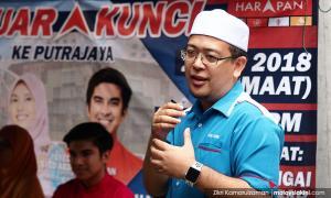 Muar Harapan vice-chief quits, calls for local leadership reshuffle