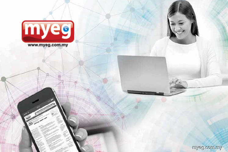 MyEG rises 3.42% on JV with Philippines' Land Bank for online services