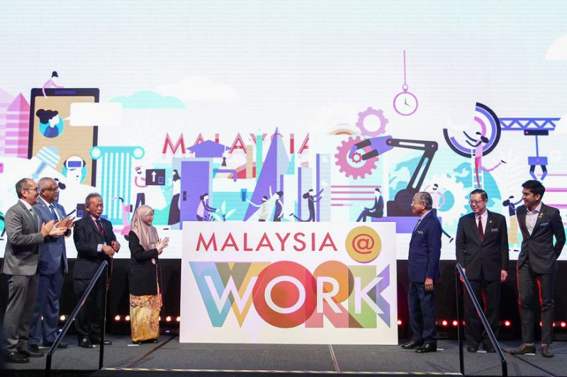 PM confident EPF will professionally manage RM6.5b for Malaysia@Work