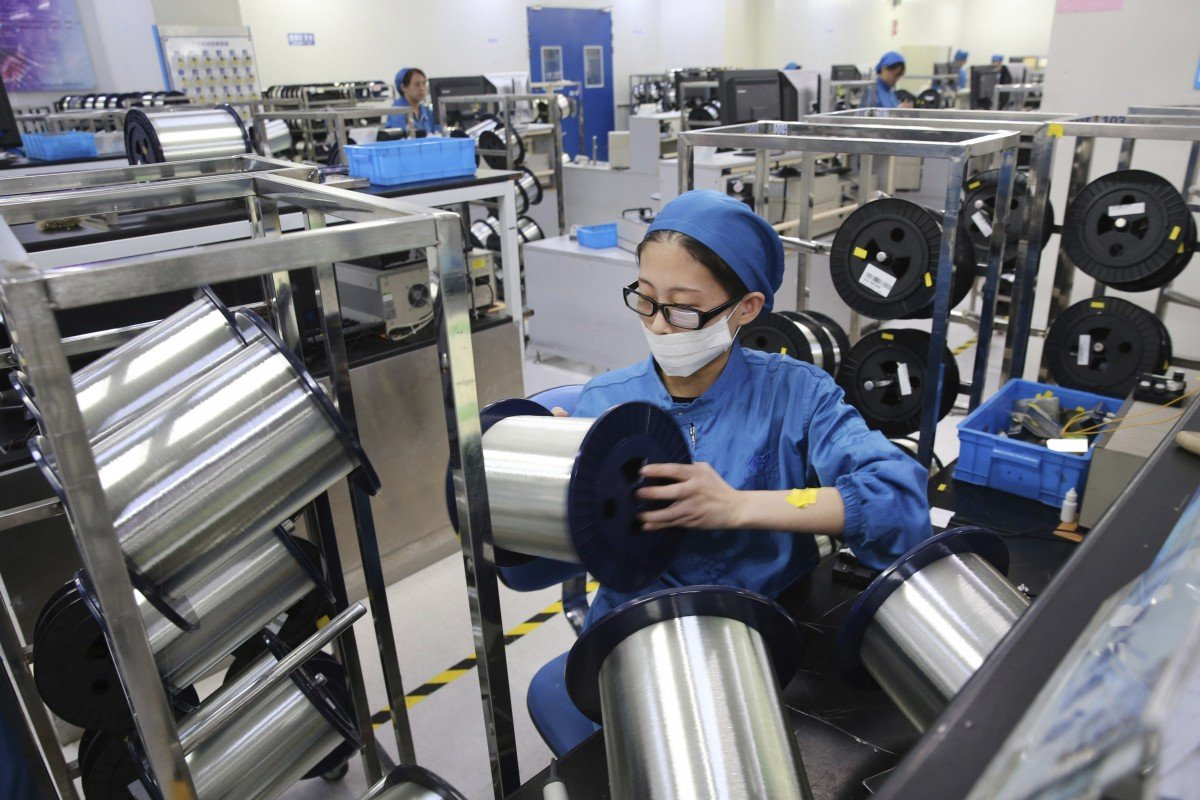 China not facing 'severe economic difficulty' despite record low growth, government think tank says