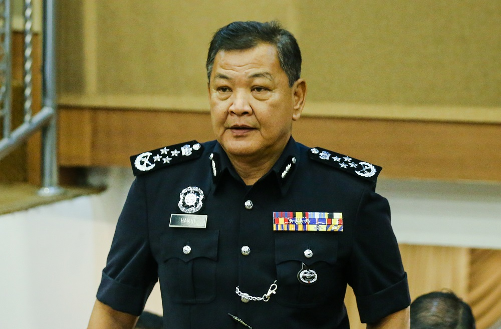 IGP wants PDRM to embrace 'police and the people are inseparable' spirit