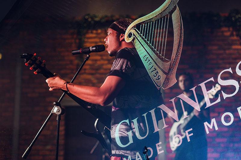 你一定不能错过《Guinness Flavour by Fire》派对的6个原因!烧烤美食、免费黑啤,还有独一无二的个人啤酒头像!