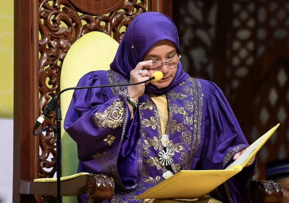 Raja Permaisuri proclaimed chancellor of IIUM