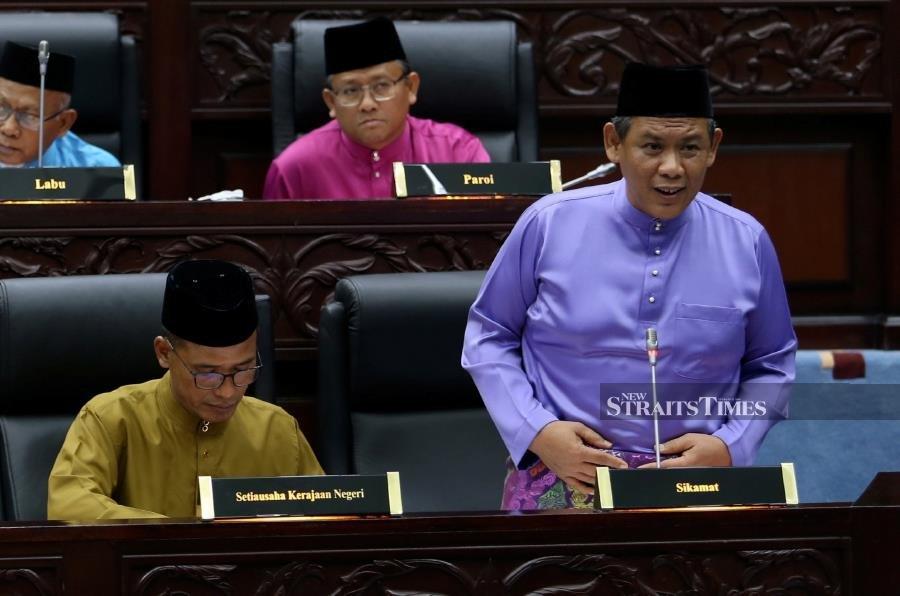 Negri allocates RM457 million for 2020 Budget