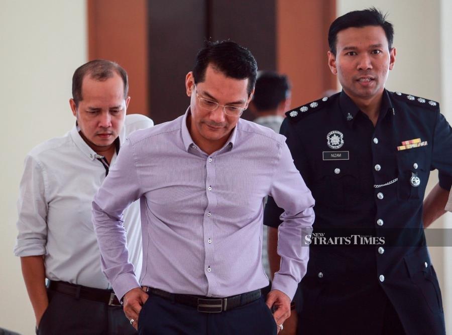 Dec 9 hearing of Kok's committal proceeding against Azwanddin