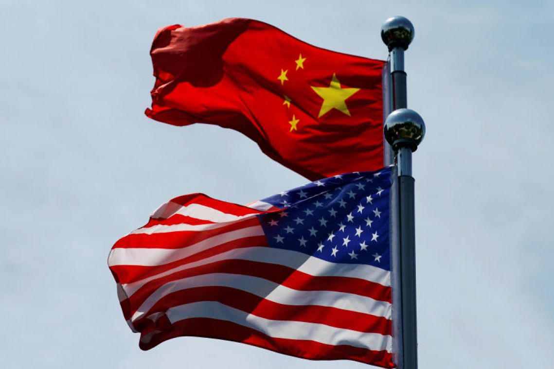 China makes representation to US over ships in South China Sea