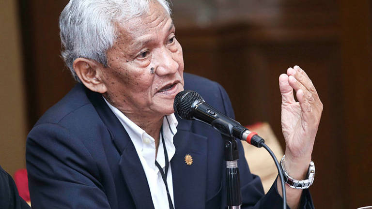 Disgusting to see infighting in PH after Tg Piai by-election: Patriot
