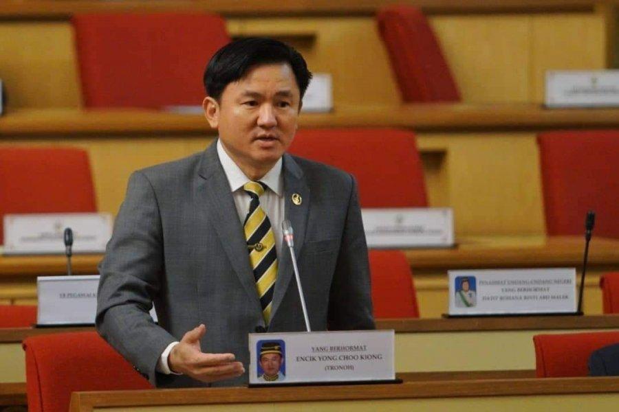 杨祖强:霹州没有调涨门牌税