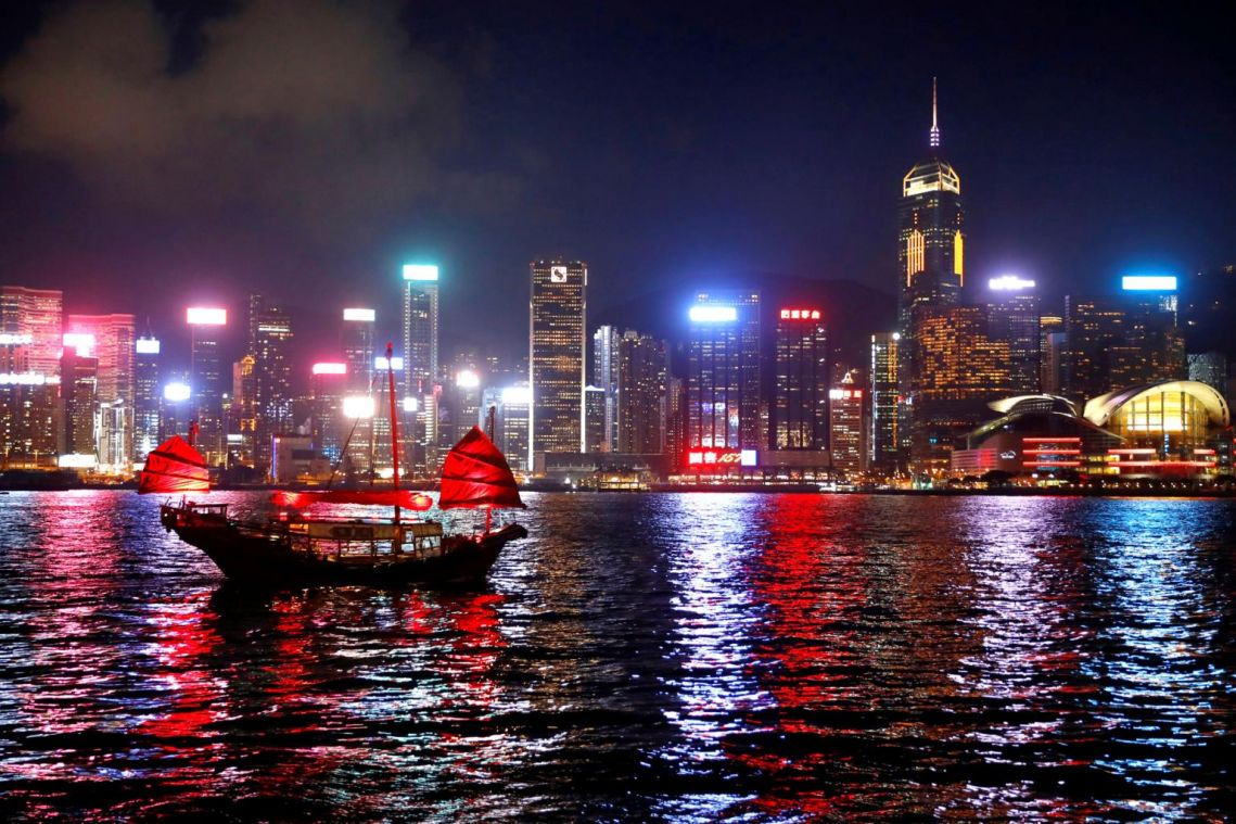 Hong Kong's wealthy aren't giving up on the city just yet
