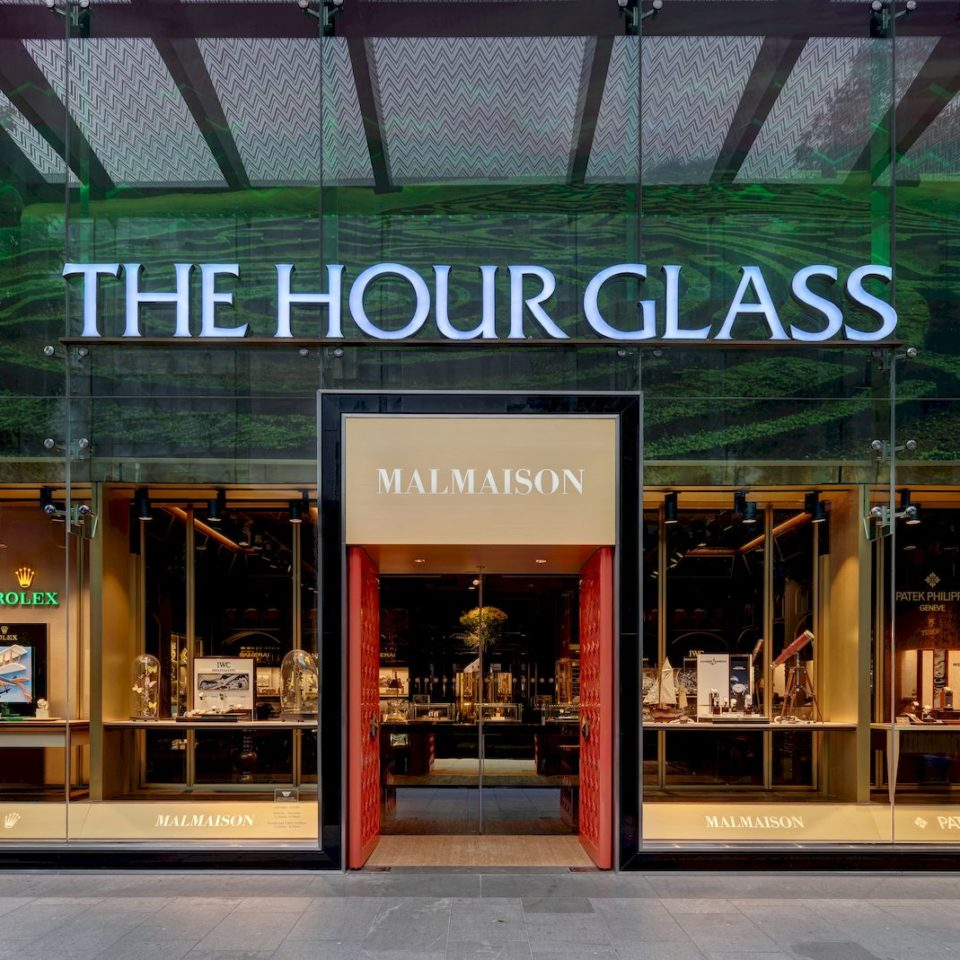 The Hour Glass commissions work with four artists and designers to mark its 40th anniversary