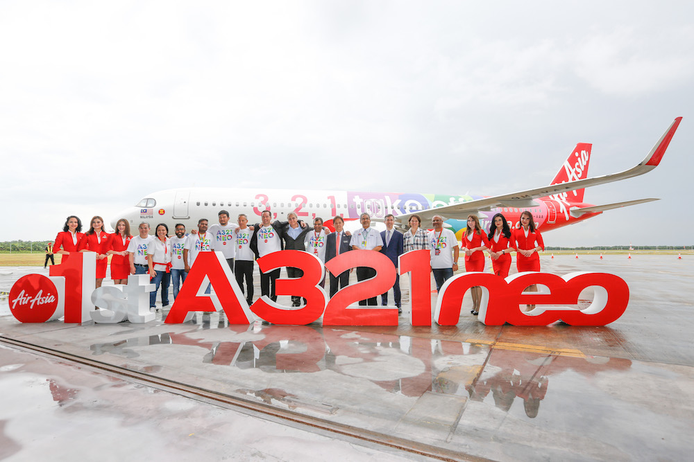 AirAsia optimistic of growth in 2020, says Fernandes