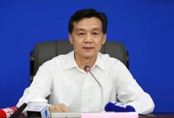 涉为恶势力当「保护伞」 省公安厅前副厅长被批捕