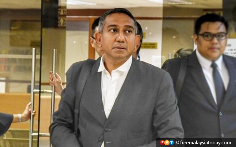 Umno lawyer affirms not guilty plea to receiving RM15 million from Najib
