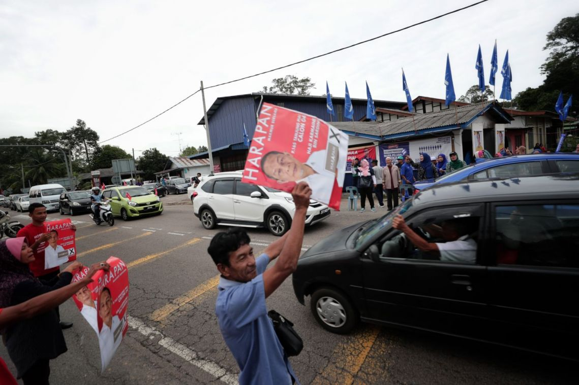Election pledges haunt Malaysia's Pakatan Harapan after by-election loss