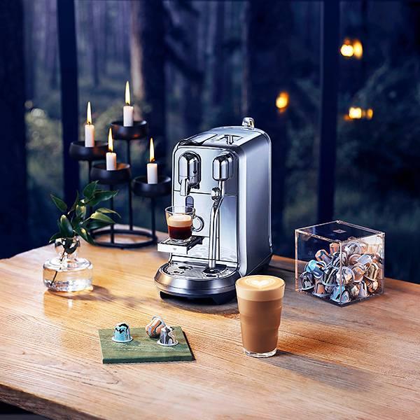 Create treasured moments with Nespresso's range of Nordic-inspired festive coffees