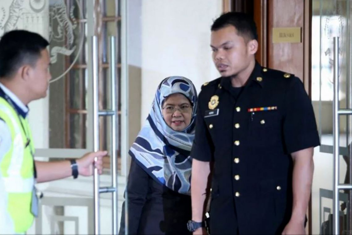 Malaysian officer secretly recorded meeting where Najib tampered with audit, court hears