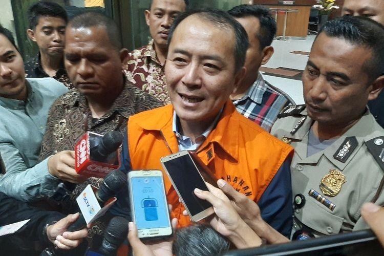 Lippo Cikarang former director detained for Meikarta bribery case investigation