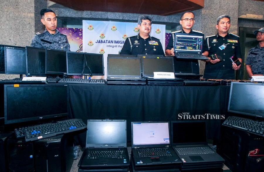 Cyberjaya online racket: Police initially tipped-off, but missed it?