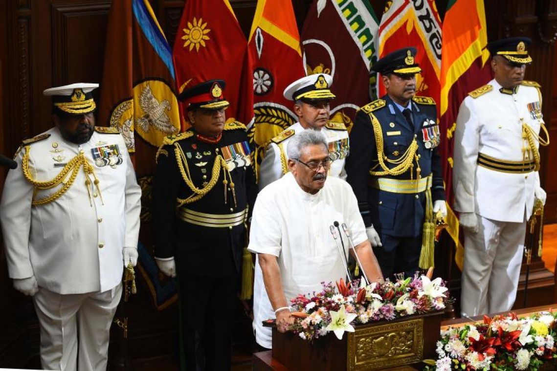 Sri Lanka President Gotabaya Rajapaksa to call snap parliamentary election in March