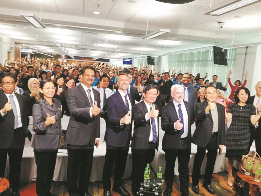 美国仪器公司 逾亿槟城扩建厂房