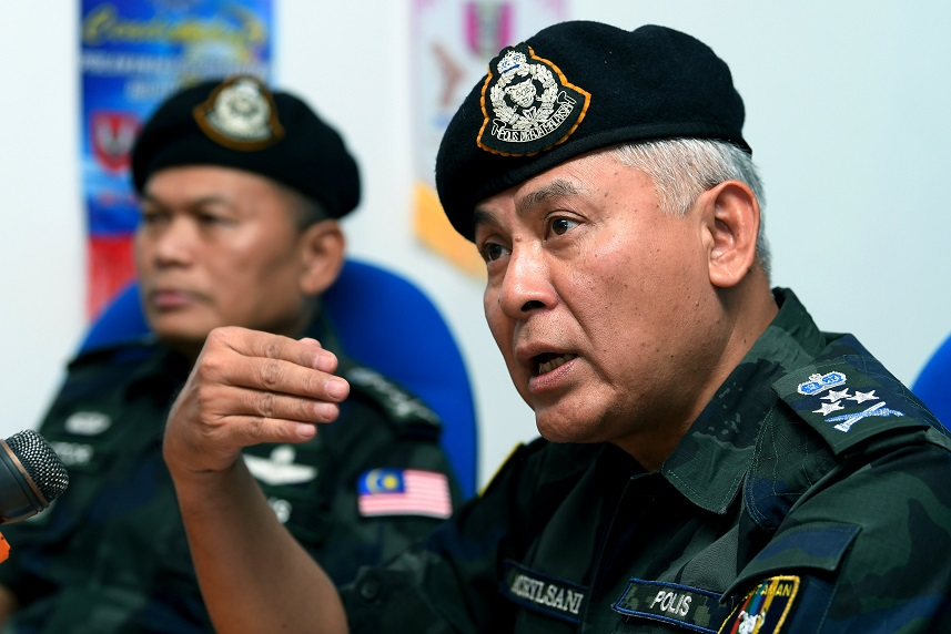 Serious attention to preparedness of security forces in Sabah