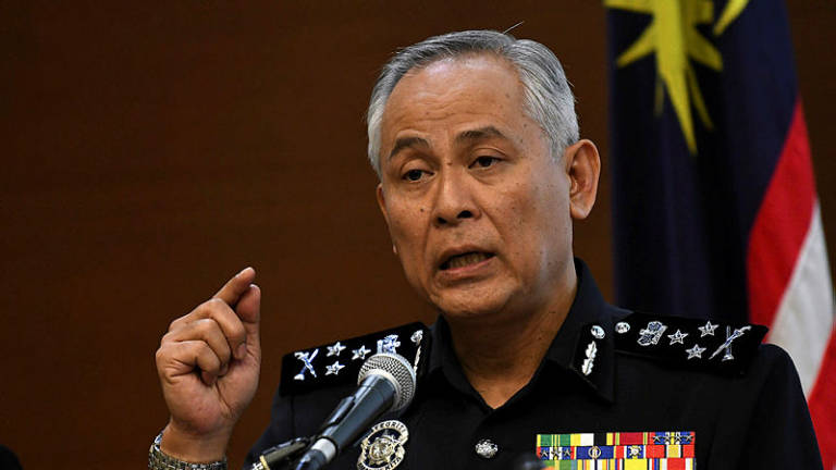Police pay serious attention to level of preparedness of security forces in Sabah