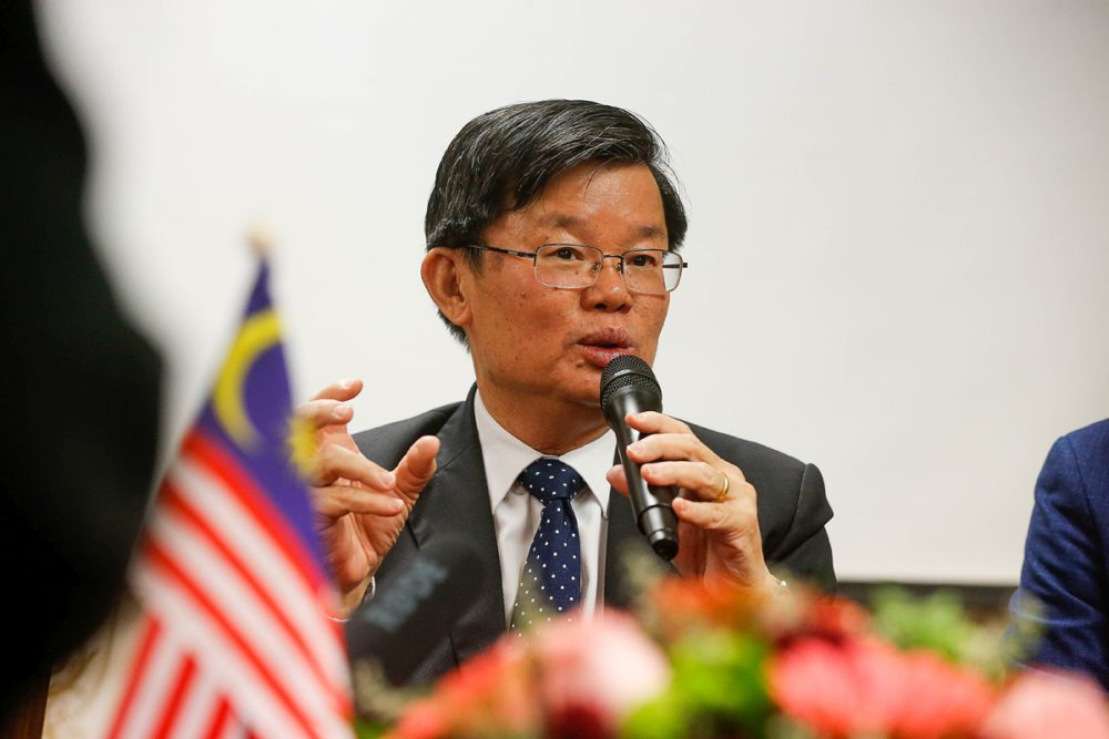 Third Penang submarine pipelines to be completed by end of 2020, says chief minister