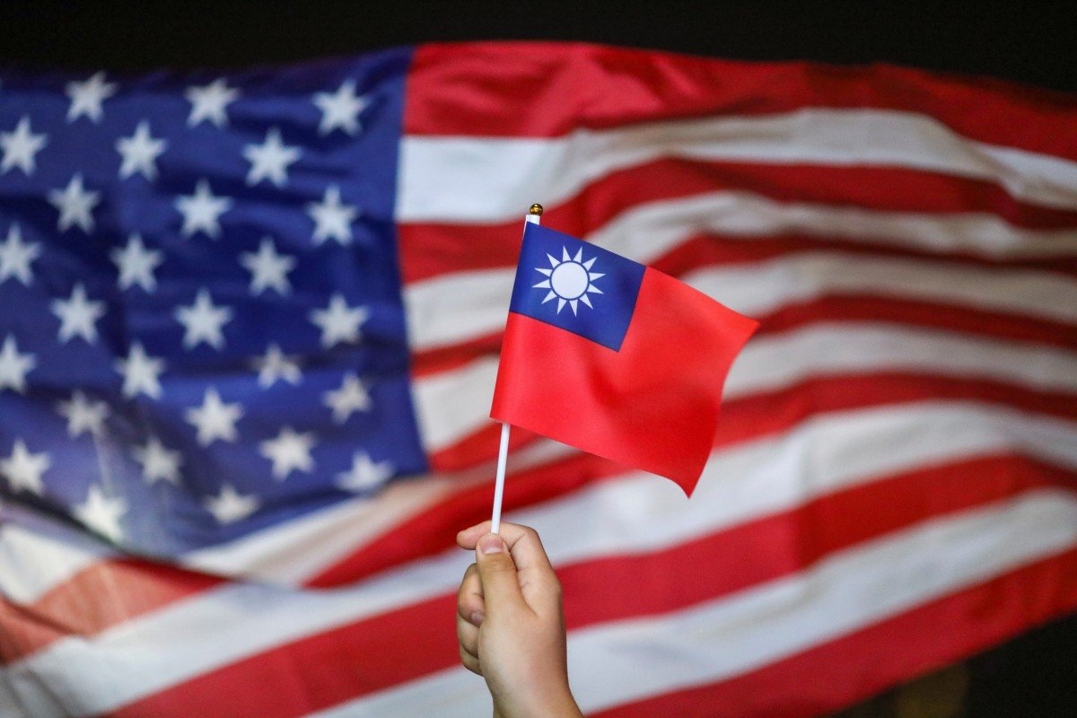 Taiwan's battered KMT 'needs higher profile in United States'