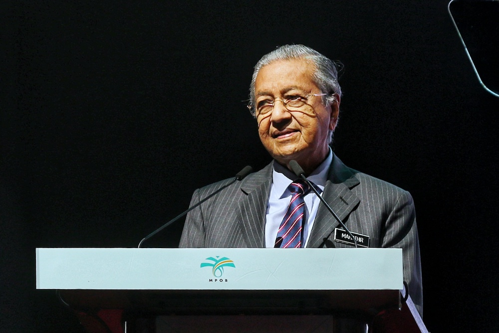 Dr M arrives in Busan for Asean-South Korea commemorative summit