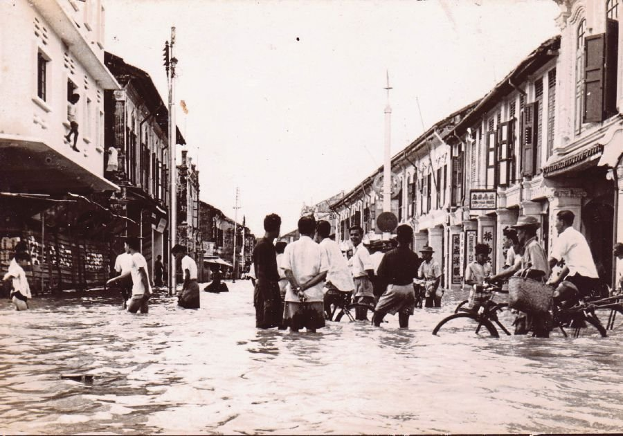 Past floods hold solutions