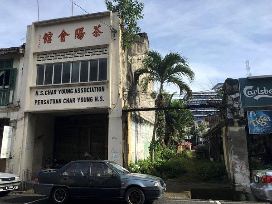 森茶阳会馆旧会所 会员决定拆或留