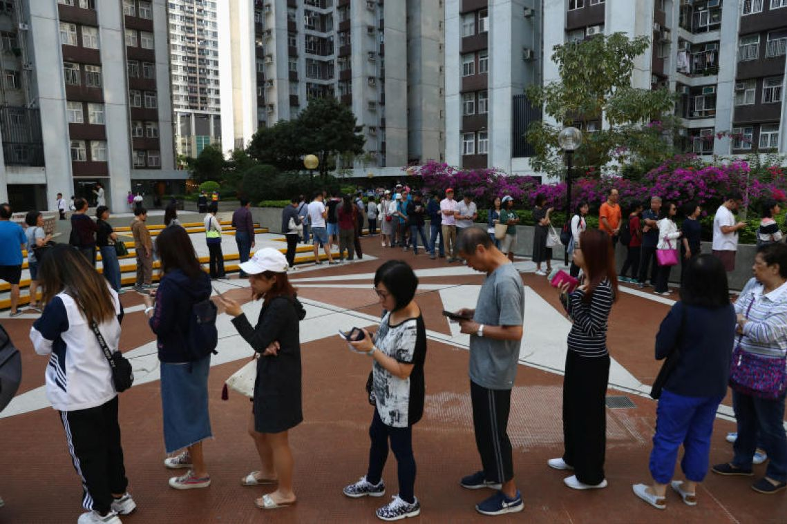 What Hong Kong voters say about district council elections