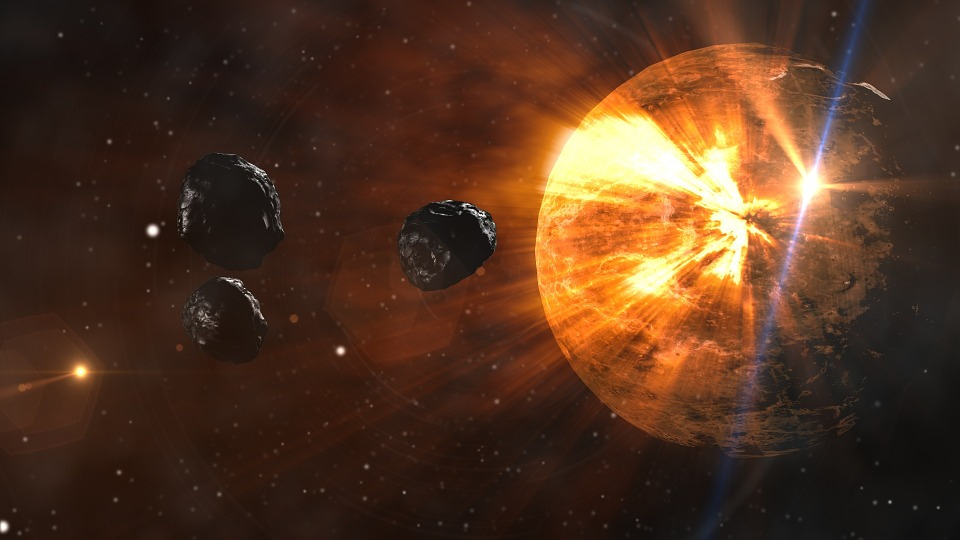 Astronomers discover the closest asteroid near the sun, says it is a new class of solar system object