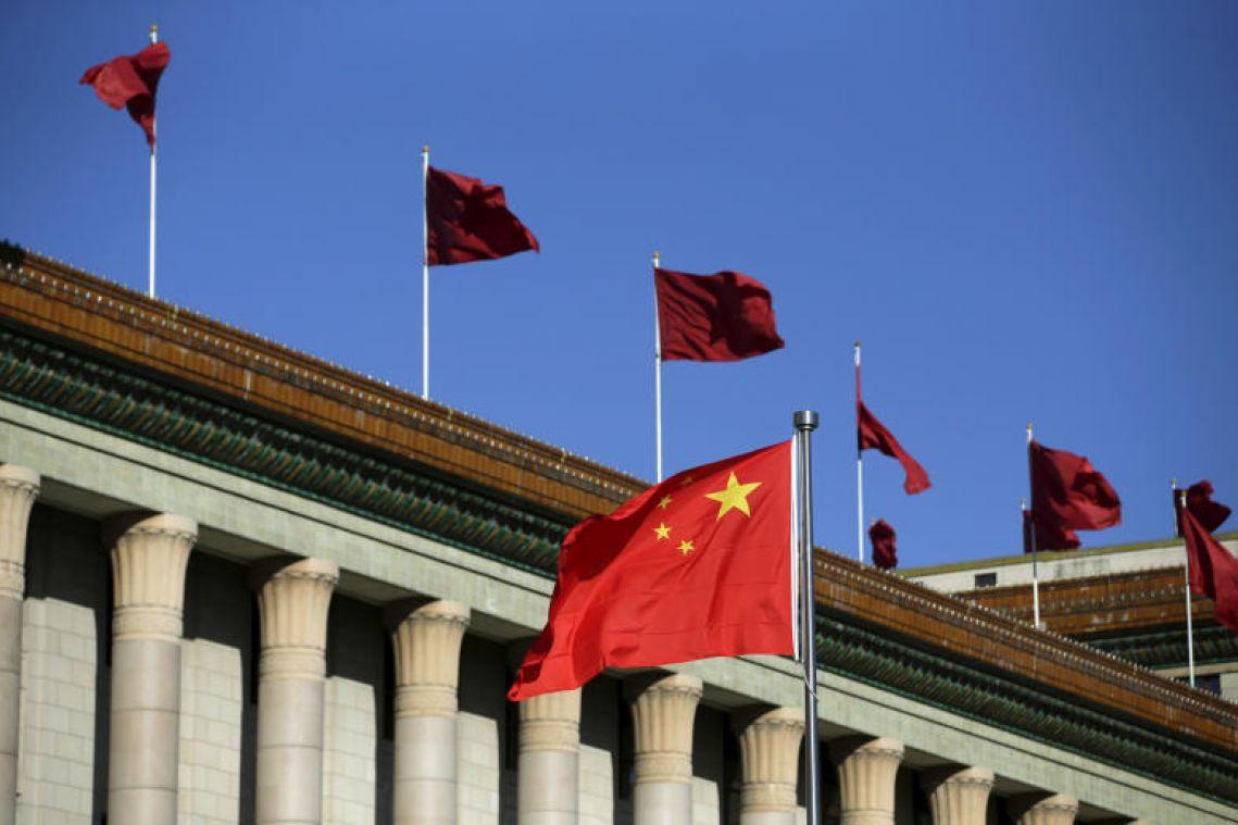 China state media steps up US criticism for Hong Kong meddling