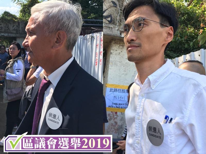 【区会选举】不惊讶票站长龙 朱凯廸:全日投票率高企才有优势