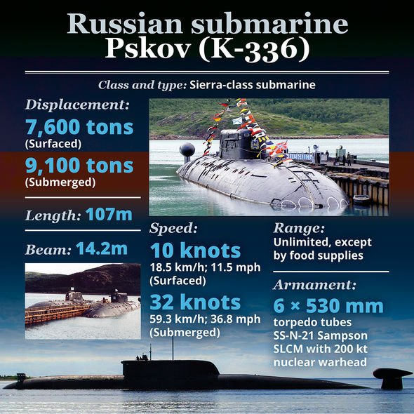 Putin warning: Russia brags about power of Arctic missile systems