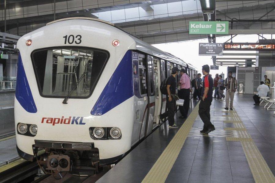 Rapid KL:不允公共交通设施进行政治活动