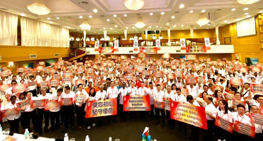 倪可敏:霹州火箭成立第一间党校