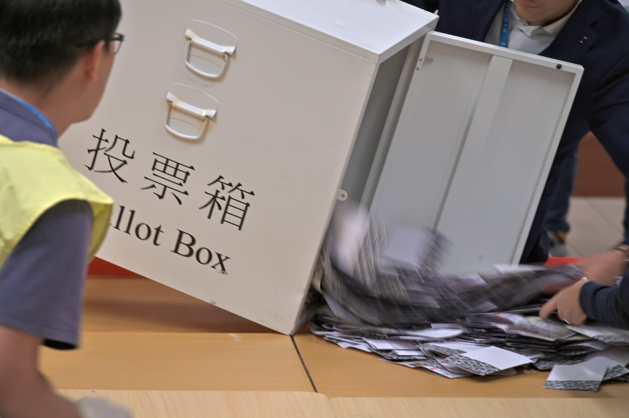 【区会选举】政治版图大变天 建制派顿成少数派