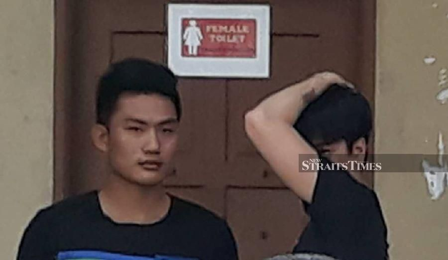 Gay Vietnamese tourists fined for committing 'immoral act' in Penang hotel