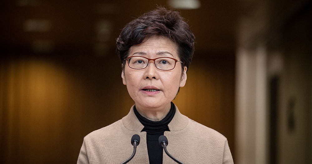 Carrie Lam: Hong Kong govt will 'humbly' listen to public & 'seriously reflect' after district council election