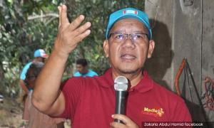 PKR sacks Baru Bian's ex-aide over alleged bribery