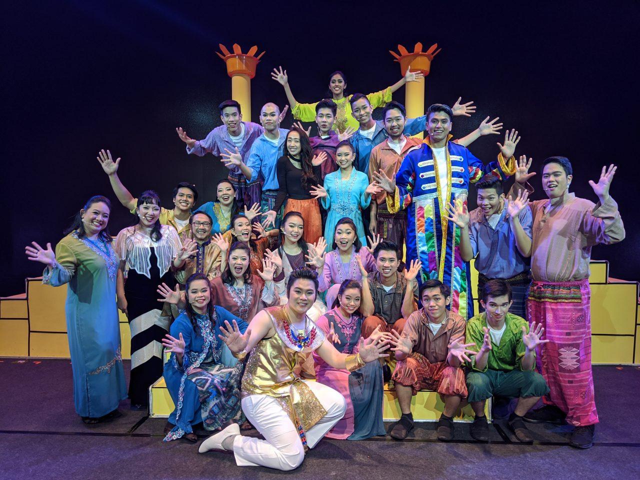 Internationally acclaimed 'Joseph' musical receives tremendous response